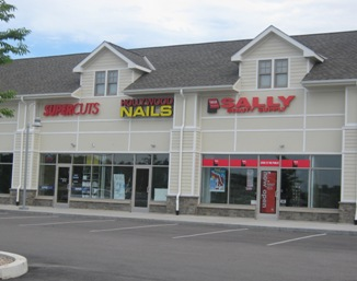 Locally owned and operated nail salon central nails will open